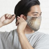 Fitted 3 Layer Mask
